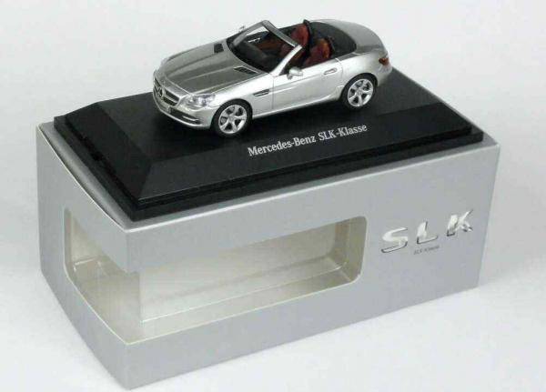 Mercedes Benz SLK 2011 (R172), scara 1:43 2