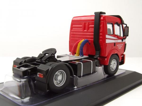 Macheta cap tractor Mercedes SK1948, scara 1:43 [1]
