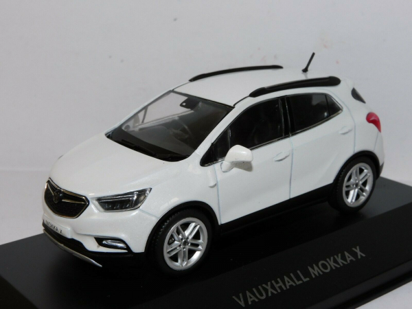 Macheta Vauxhall (Opel) Mokka X, scara 1:43 0