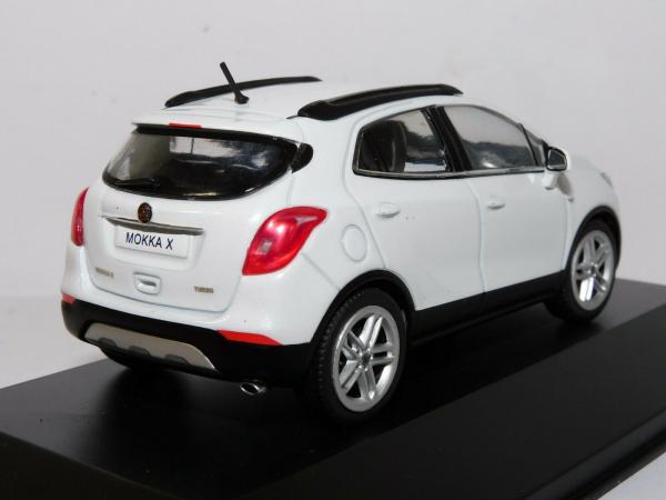 Macheta Vauxhall (Opel) Mokka X, scara 1:43 1