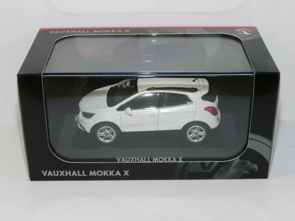 Macheta Vauxhall (Opel) Mokka X, scara 1:43 2