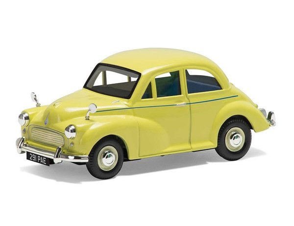Macheta auto Morris Minor 1000, scara 1:43 0