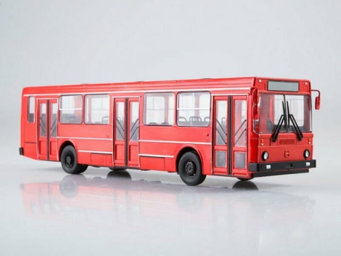 Macheta autobuz LiAZ-5256, scara 1:43 [0]