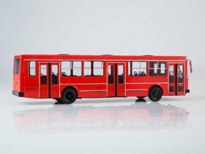 Macheta autobuz LiAZ-5256, scara 1:43 [1]
