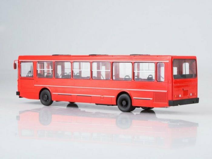 Macheta autobuz LiAZ-5256, scara 1:43 [2]