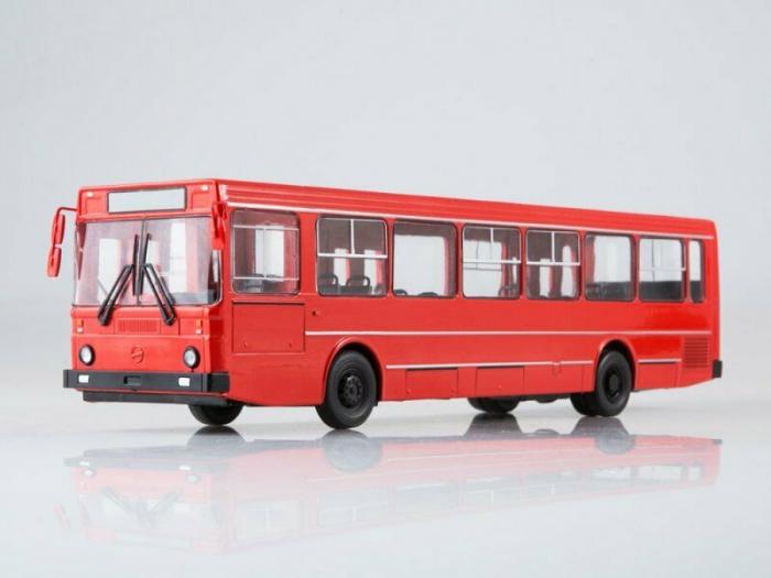 Macheta autobuz LiAZ-5256, scara 1:43 [3]
