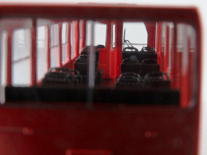 Macheta autobuz LiAZ-5256, scara 1:43 [4]