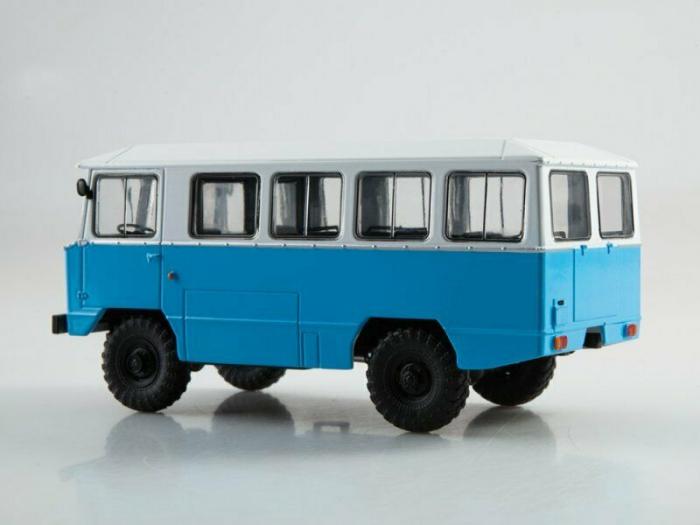 Macheta autobuz APP-66, scara 1:43 2
