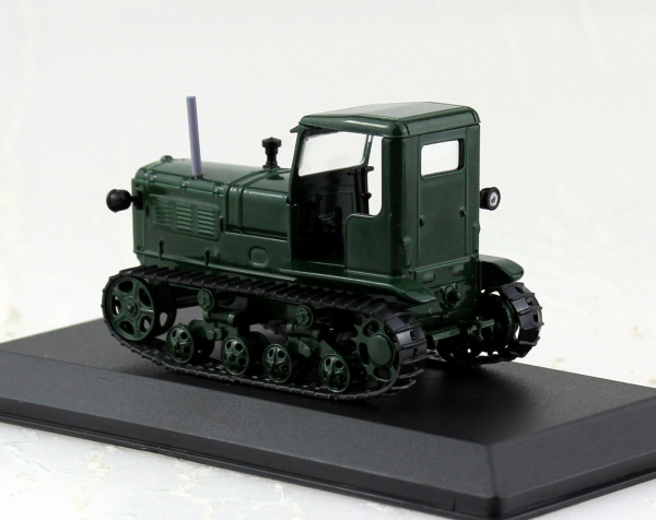 Macheta tractor ASHTZ NATI Rusia, scara 1:43 1