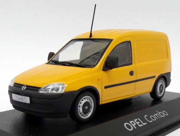 Macheta Opel Combo C, scara 1:43 0
