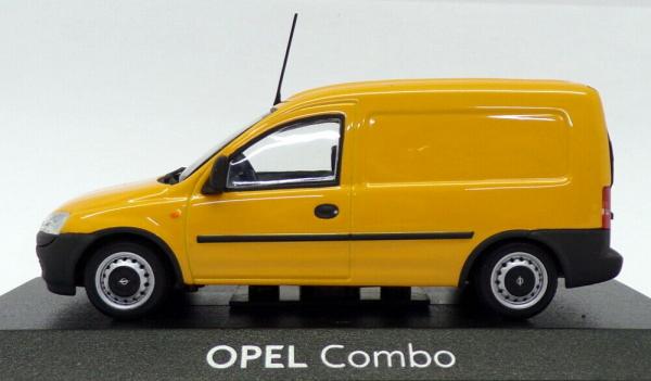 Macheta Opel Combo C, scara 1:43 2