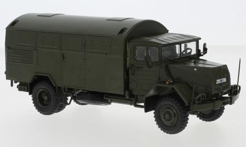 Macheta camion militar MAN 630 L2, scara 1:43 0