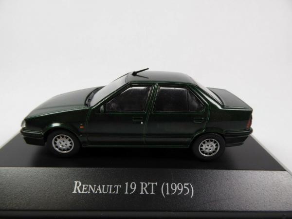 Macheta auto Renault 19 RT, scara 1:43 1