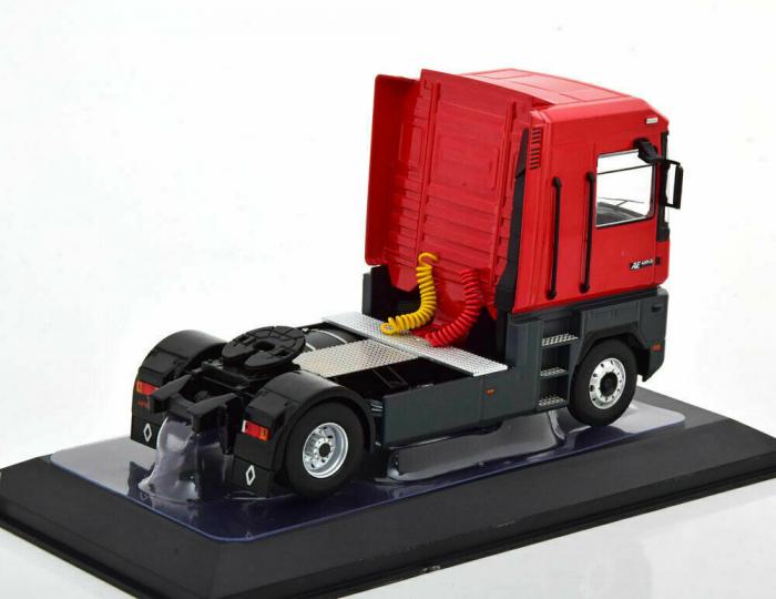 Macheta auto cap tractor Renault Magnum AE420TI, scara 1:43 [1]