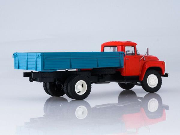 Macheta camion ZIL 138, scara 1:43 4