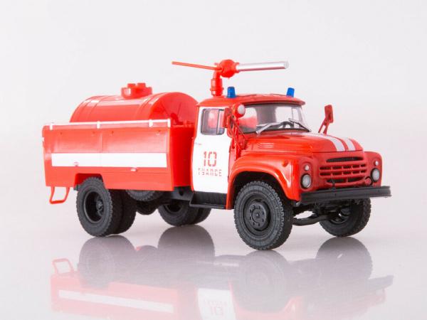 Macheta autospeciala pompieri AP-3 (ZIL 130) scara 1:43 0