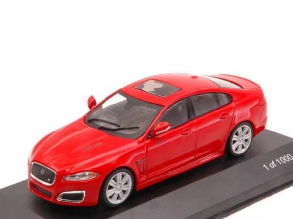Macheta auto Jaguar XFR, scara 1:43 0