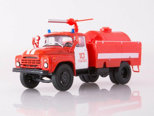 Macheta autospeciala pompieri AP-3 (ZIL 130) scara 1:43 1
