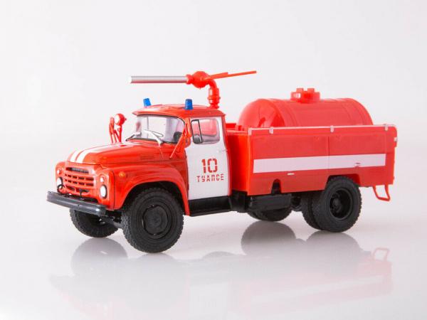 Macheta autospeciala pompieri AP-3 (ZIL 130) scara 1:43 4