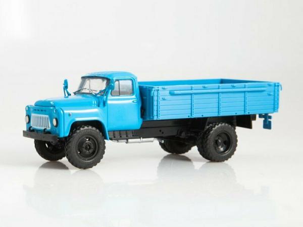 Macheta auto camion GAZ-53-12, scara 1:43 [0]