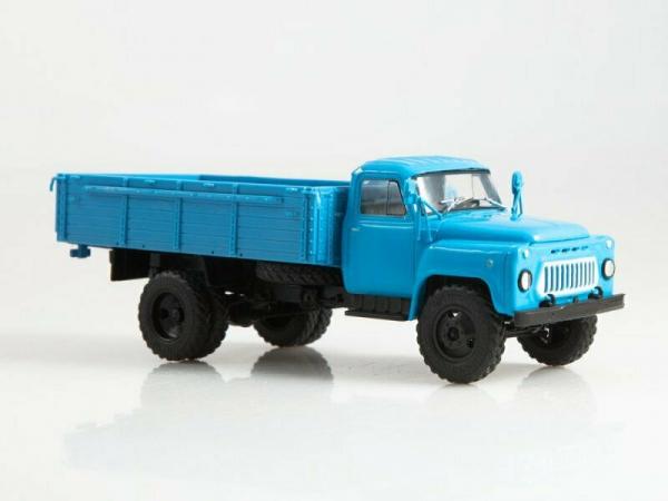 Macheta auto camion GAZ-53-12, scara 1:43 [1]