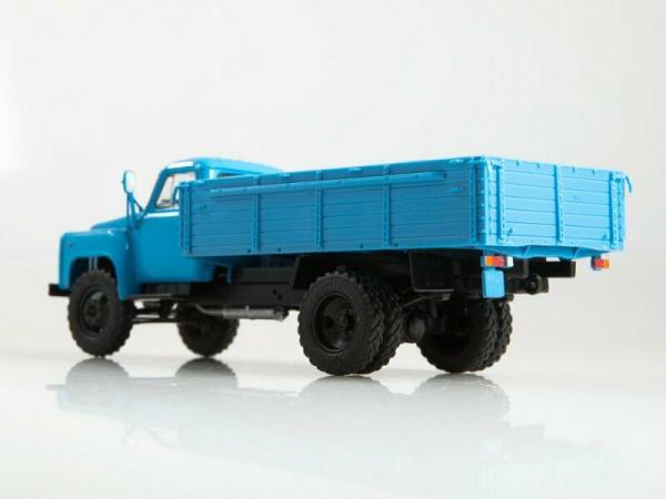 Macheta auto camion GAZ-53-12, scara 1:43 [2]