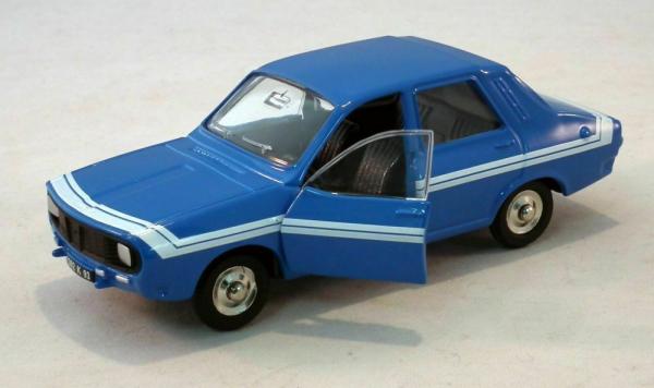 Macheta auto Renault 12 Gordini, scara 1:43 0