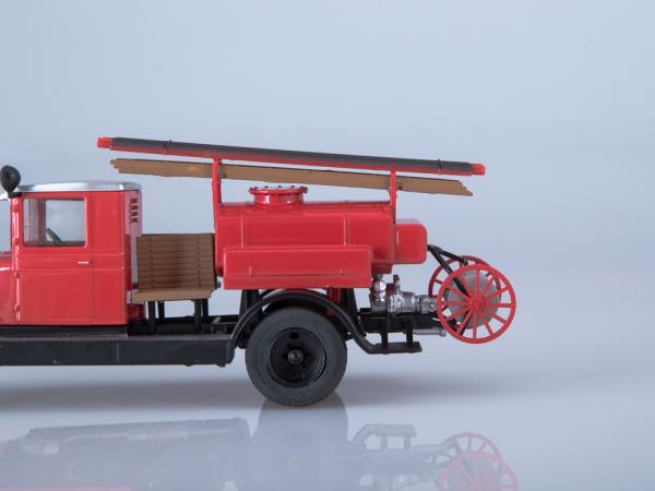 Macheta autospeciala pompieri PMZ-2 (ZIS 5) scara 1:43 3