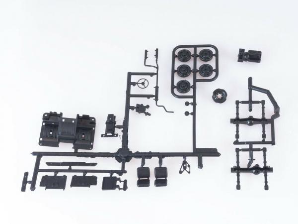 Kit macheta duba pentru persoane GAZ-66, scara 1:43 4