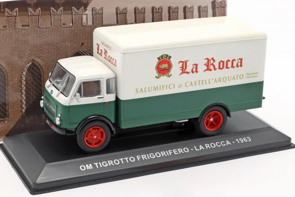 Macheta camion OM Tigrotto 1963, scara 1:43 0