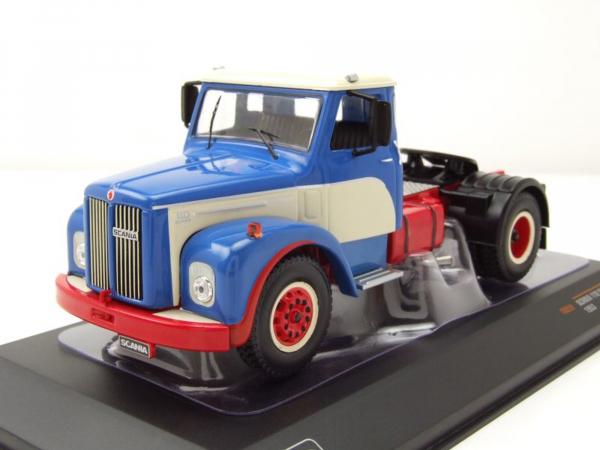 Macheta auto cap tractor Scania Vabis 110 Super, scara 1:43 0