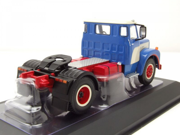 Macheta auto cap tractor Scania Vabis 110 Super, scara 1:43 1