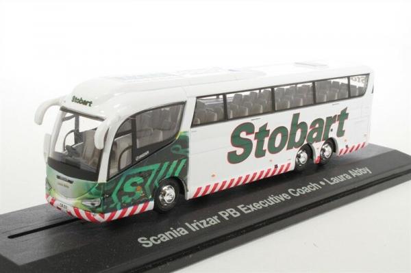 Macheta autocar Scania Irizar PB Executive, scara 1:76 0