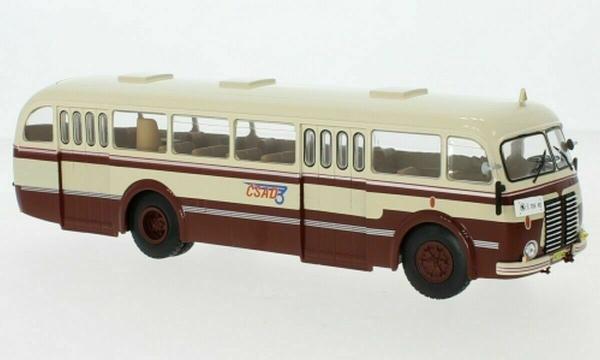 Macheta autobus Skoda 706 RO, scara 1:43 0