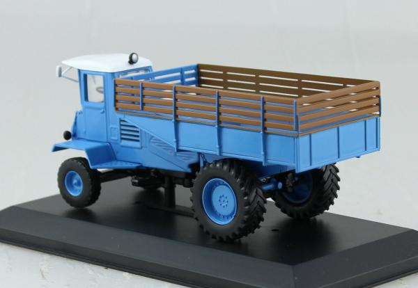 Macheta tractor SSH-75 Taganrojets Rusia, scara 1:43 1