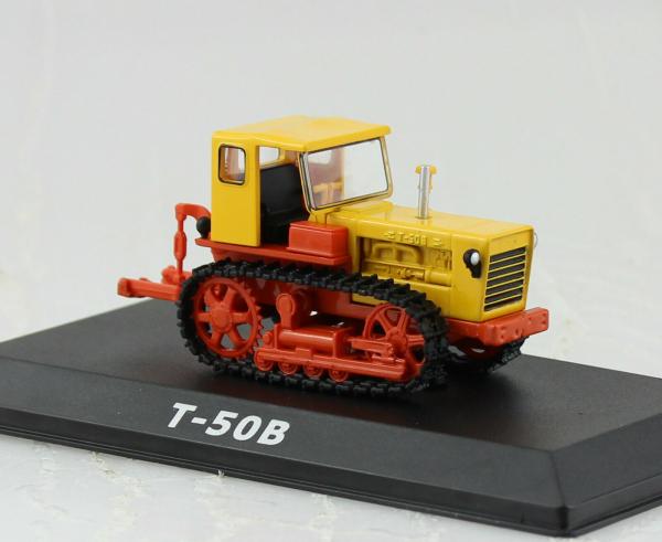 Macheta tractor T-50V Moldova, scara 1:43 0