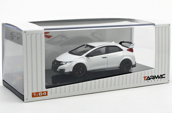 Macheta auto Honda Civic Type R, scara 1:64 1