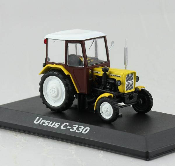Macheta tractor Ursus C-330, Polonia, scara 1:43 0