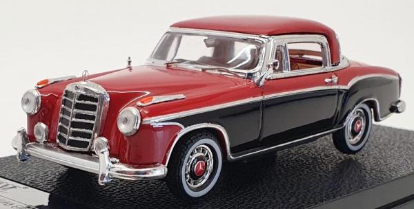Macheta auto Mercedes 220SE Coupe 1959, scara 1:43 [0]