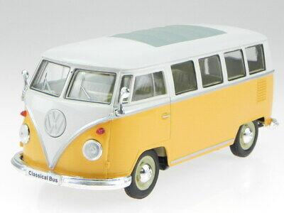 Macheta minibus Volkswagen T1, scara 1:24 [0]