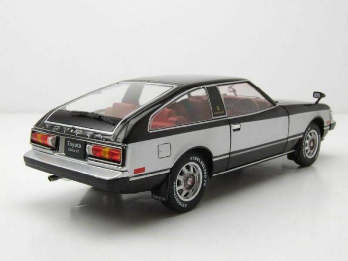 Macheta auto Toyota Celica, scara 1:24 [1]