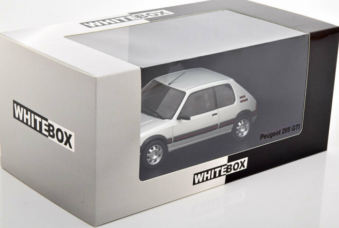 Macheta auto Peugeot 205 1.9 GTI, scara 1:24 [2]