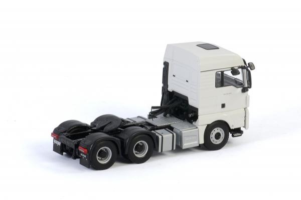 Macheta cap tractor MAN TGX XLX Euro 6C (facelift) 6x4, scara 1:50 1