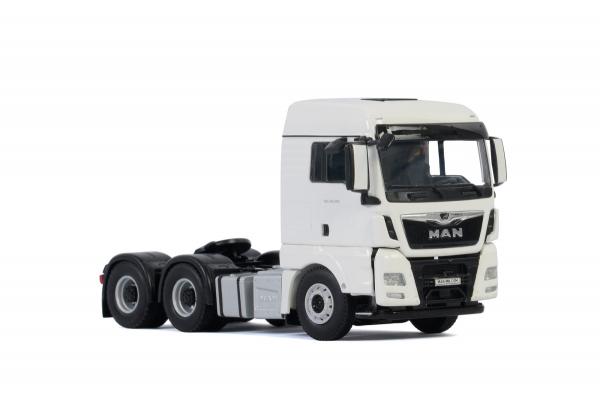 Macheta cap tractor MAN TGX XLX Euro 6C (facelift) 6x4, scara 1:50 0