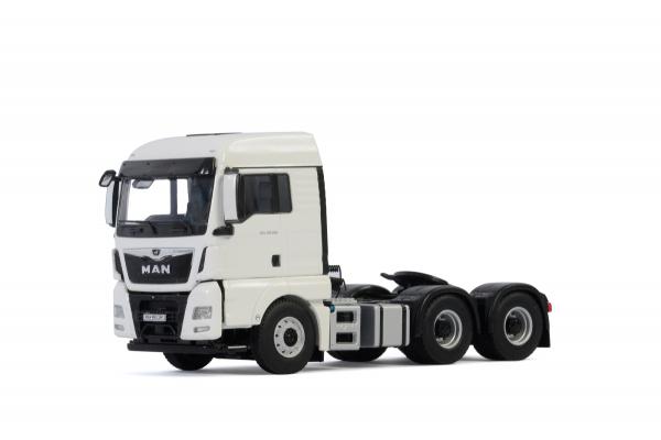 Macheta cap tractor MAN TGX XLX Euro 6C (facelift) 6x4, scara 1:50 2