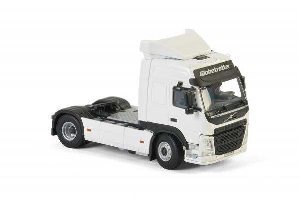 Macheta cap tractor Volvo FM4 Globetrotter 4x2, scara 1:50 2