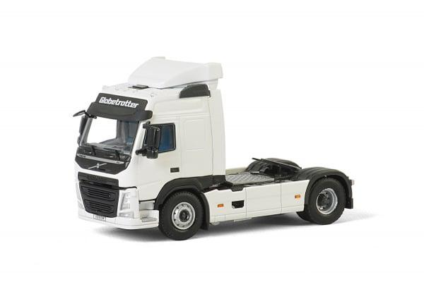 Macheta cap tractor Volvo FM4 Globetrotter 4x2, scara 1:50 0