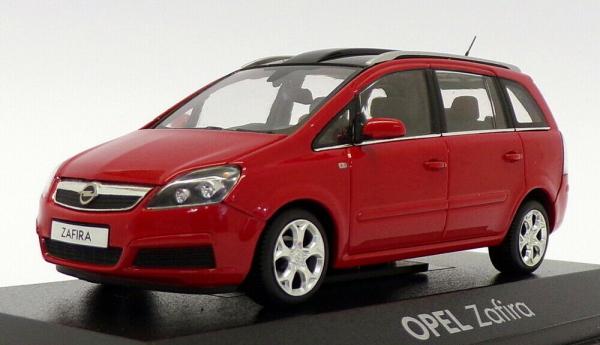 Macheta Opel Zafira B, scara 1:43 0