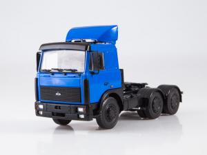 Macheta cap tractor MAZ 6422, scara 1:430