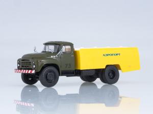 Macheta auto cisterna pentru avioane AC-161 (Zil 130), scara 1:430